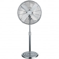 Challenge 16 Inch Pedestal Fan - Chrome