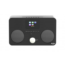 Bush All-In-One DAB Bluetooth CD Micro System With Remote Control - Black