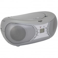 Bush Bluetooth CD Player Boombox - Silver