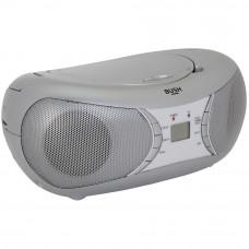 Bush Bluetooth CD Player Radio Boombox - Silver