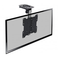 Proper Under Cabinet TV Bracket 19-40 inch - Black