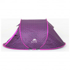 Trespass 2 Man Festival Pop Up Print Tent - Pink