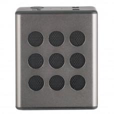 Bush Aluminium Bluetooth Wireless Speaker - Silver
