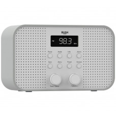 Bush FM Alarm Clock Radio