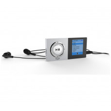 Bush 8GB MP3 Player with Camera - Silver