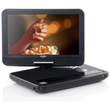 Bush 10 Inch Black Portable DVD Player (No Remote Control)
