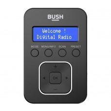 Bush Personal DAB Radio - Black