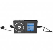 Bush KW-MP07BT HD Bluetooth 64GB MP3 & Video Player - Black