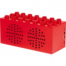 Bush Bluetooth Portable Speakers - Red