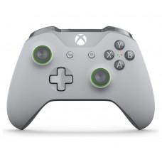 Xbox One Special Edition Controller - Grey / Green