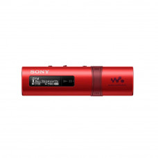 Sony Walkman 4GB MP3 Player - Red