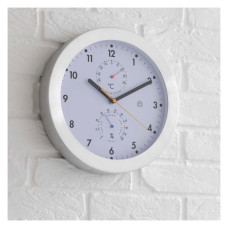 Habitat White Faced Weather Clock