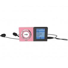 Bush KW-MP04C 8GB Camera MP3 Music / Video Player - Pink