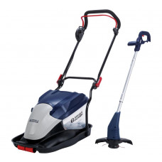 Spear & Jackson Corded Hover Mower & Trimmer (No Spanner) (B Grade)