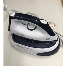 Easy Home Steam Generator Iron - Blue & White