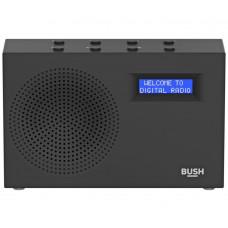Bush DAB / FM Radio - Black