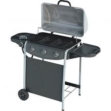 3 Burner Gas BBQ with Side Burner