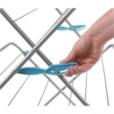 Minky Extra Wide Dry Indoor Clothes Airer