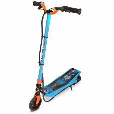Zinc Volt 80 Plus Electric Scooter - Blue (No Seat)