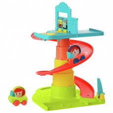 Playskool Pop-Up Rollin' Ramp