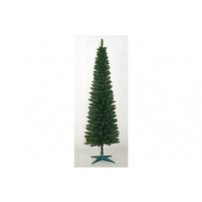 Green Pencil Christmas Tree - 6ft