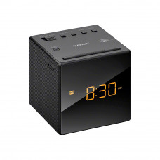 Sony Cube Clock Radio - Black
