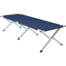 ProAction Folding Camping Bed - Single