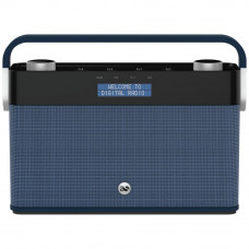 Acoustic Solutions DAB Radio - Denim