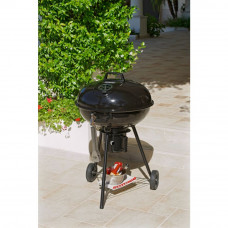 Grill King 56cm Charcoal Kettle BBQ (No Base Handle Spacer)