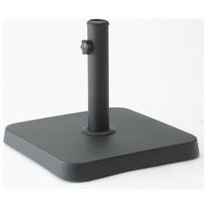 Home Concrete Parasol Base - Black