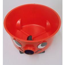 Numatic Henry Red Dirt Bucket HVR200 / HVR200A / HET200 / HET200A