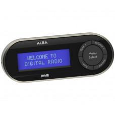 Alba Pocket Personal DAB Radio - Black