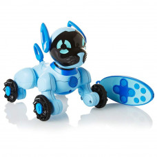 WowWee Chippies Robot Toy Dog - Blue