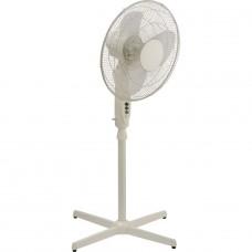 White Oscillating Pedestal Fan 16