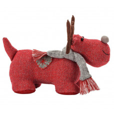 Heart Of House Erik The Fabric Reindeer Doorstop