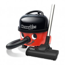 Numatic Henry HVX200-12 Xtra Bagged Cylinder Vacuum Cleaner - Red