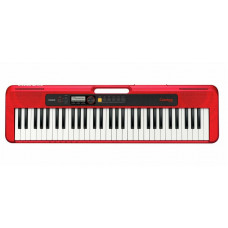 Casio CT-S200RD 61 Key Keyboard - Red (Keyboard Only)