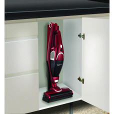Morphy Richards 18v 2-In-1 Supervac Cordless Handheld Vacuum Cleaner - Red