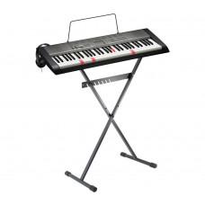 Casio LK-125AD Key Lighting Keyboard,Stand & Headphones