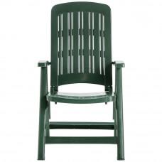 Recliner Chair - Cayman Green