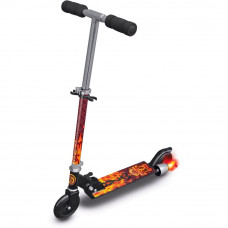 Zinc Outlaw Flame Scooter - Black