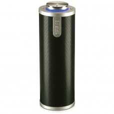 Acoustic Solutions Bluetooth Portable Speaker-Black/Silver