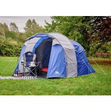 Trespass 4 Man 1 Room Tunnel Camping Tent