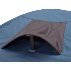 Trespass 2 Man 1 Room Darkened Room Dome Camping Tent