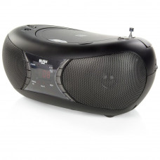 Bush MP3 Boombox - Black
