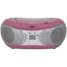 Bush Bluetooth Boombox - Pink