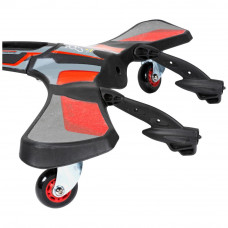 JD Bug Kids Drift Tri Scooter - Black/Orange