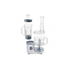 Kenwood FP195 Multipro Compact Food Processor - Stainless Steel