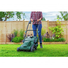 McGregor MER1637 37cm Corded Rotary Lawnmower - 1600W (B Grade)