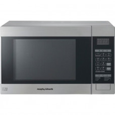 Morphy Richards ES823EEIF-P 23L Combi Microwave - Stainless Steel